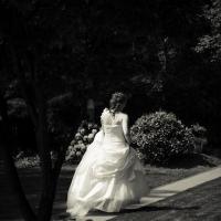 Mooie bruid!